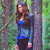 Katherine&#39;s Bebe Peplum Tank Top on The Vampire Diaries Season 4, Episode 22: The Walking Dead""