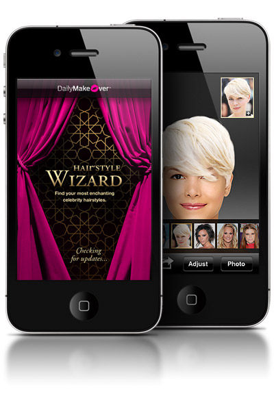 Hairstyle+Wizard 5 Best iPhone Apps For Hairstylists