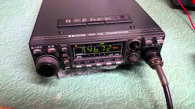 Icom IC-27A Amateur