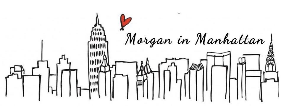 Morgan in Manhattan