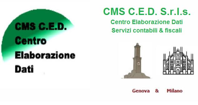 CMS C.E.D. S.r.l.s. Centro Elaborazione Dati Contabili & Fiscali