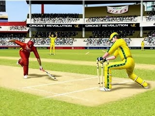 Gameplay Cricket Revolution 2014 Full
