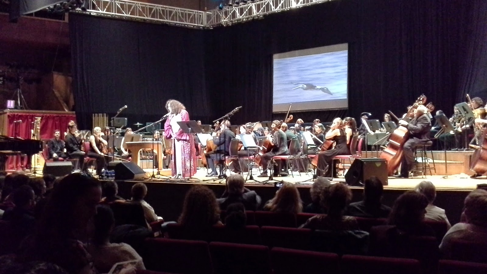 Patricia Cori and the Royal Philharmonic Concert Orchestra