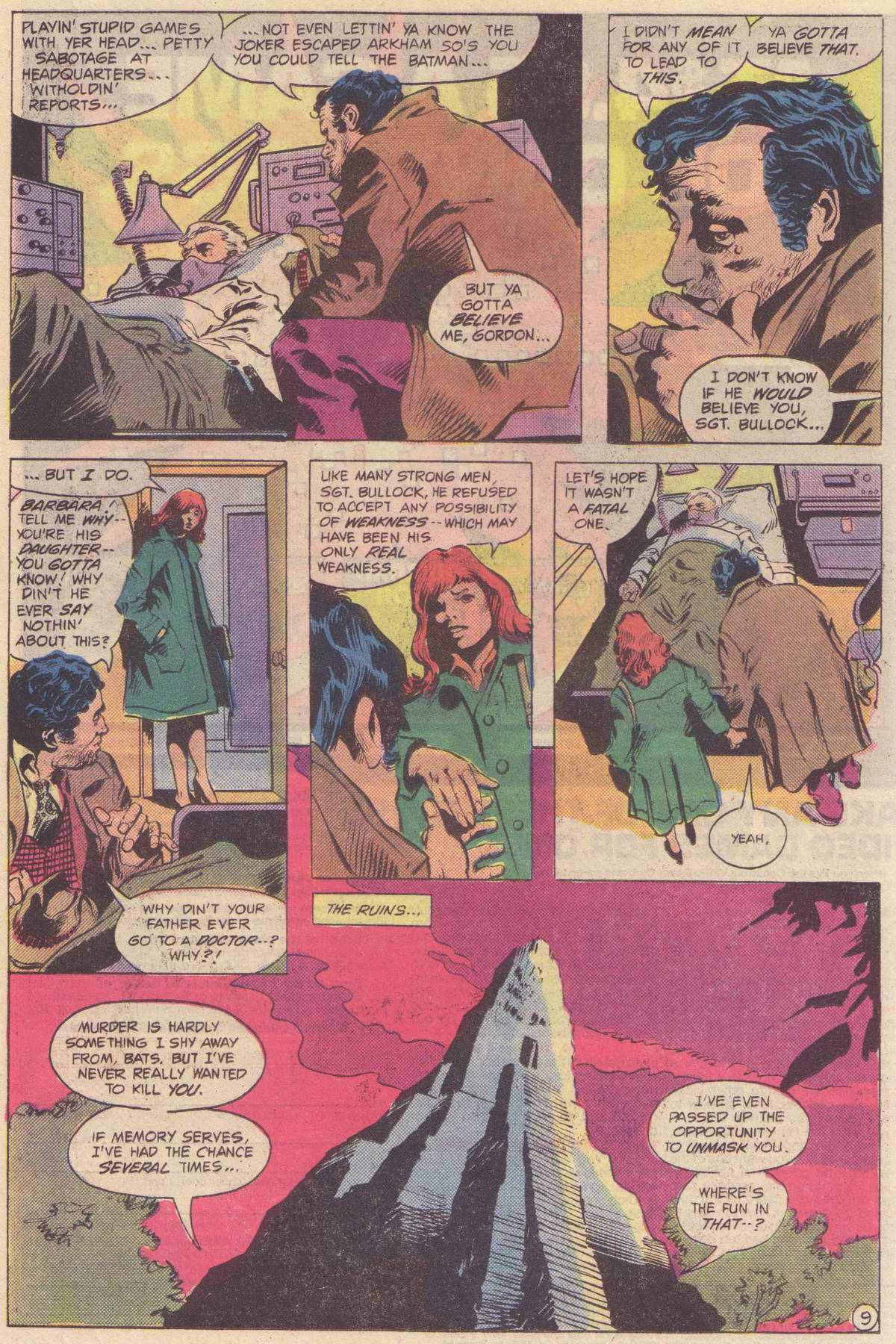 Detective Comics (1937) Issue #532 Page 10