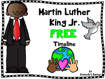https://www.teacherspayteachers.com/Product/MARTIN-LUTHER-KING-JR-TIMELINE-AND-ACTIVITIES-472045