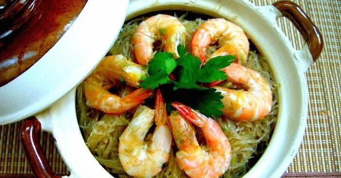Chinese Prawn Glass Noodles Recipe