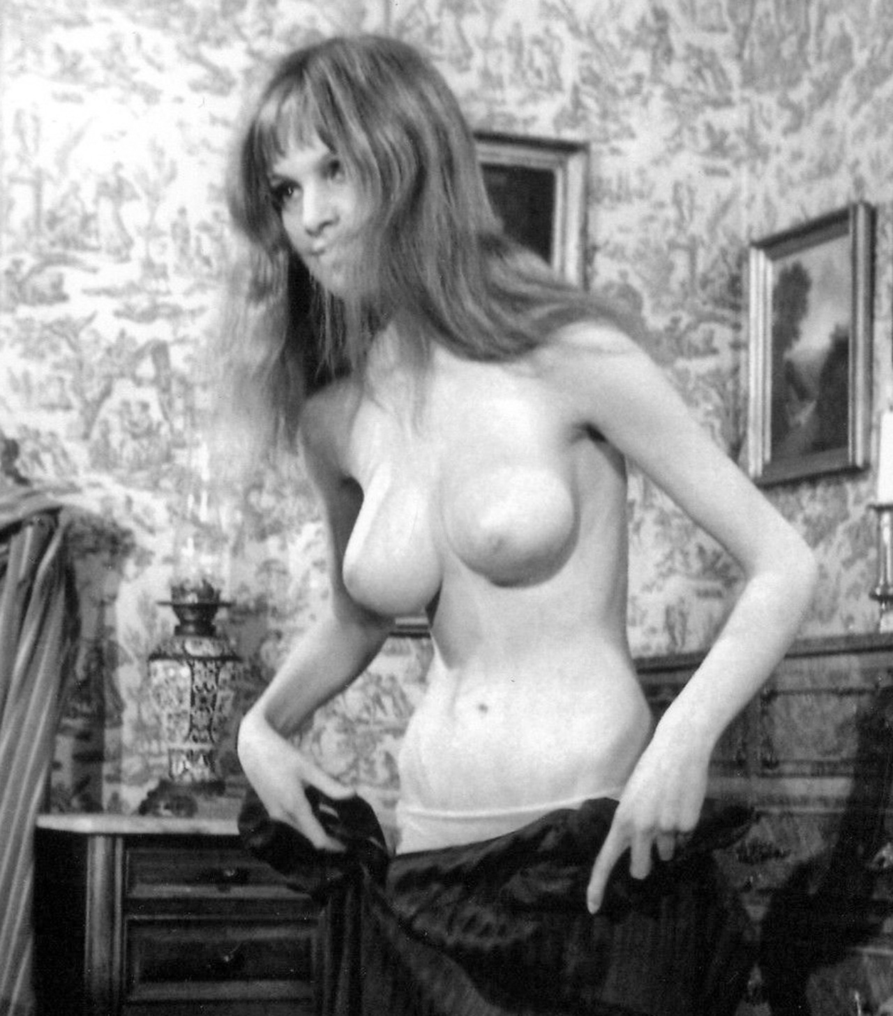 Madeline smith naked