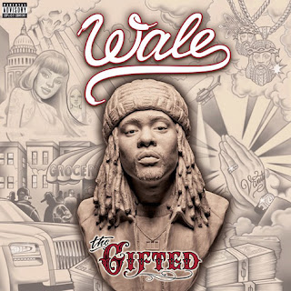 Capa do álbum Wale – The Gifted (2013)