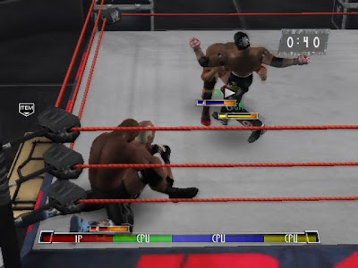 Download Game WWE RAW Full Version