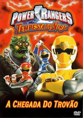 Baixar Power Rangers Tempestade Ninja: A Chegada do Trovão Download Grátis