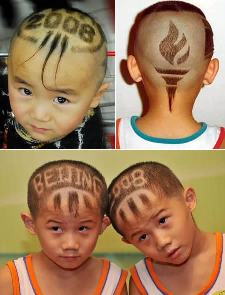 funny and crazy hair styles - gregory