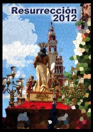 Cartel Stmo Cristo Resucitado Semana Santa 2012