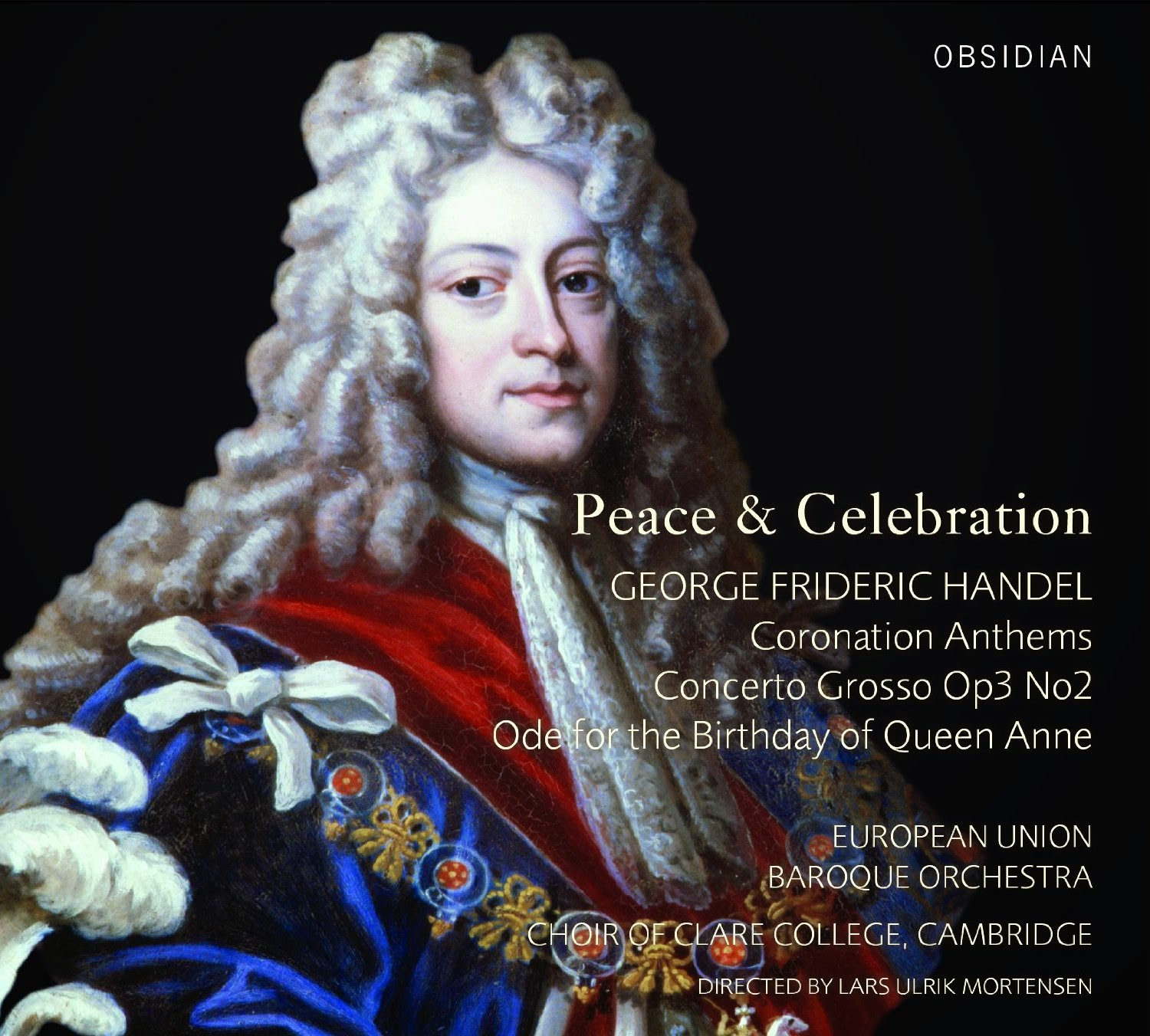 Peace and Celebration - European Union Baroque Orchestra