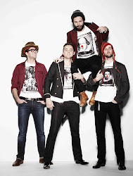 The best band ever to walk the earth