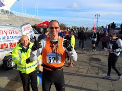 Portsmouth Coastal Marathon