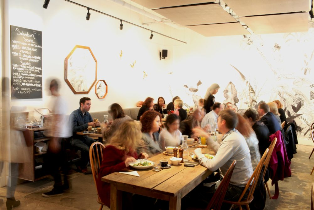 Venture Cafe One Broadway Cambridge Ma