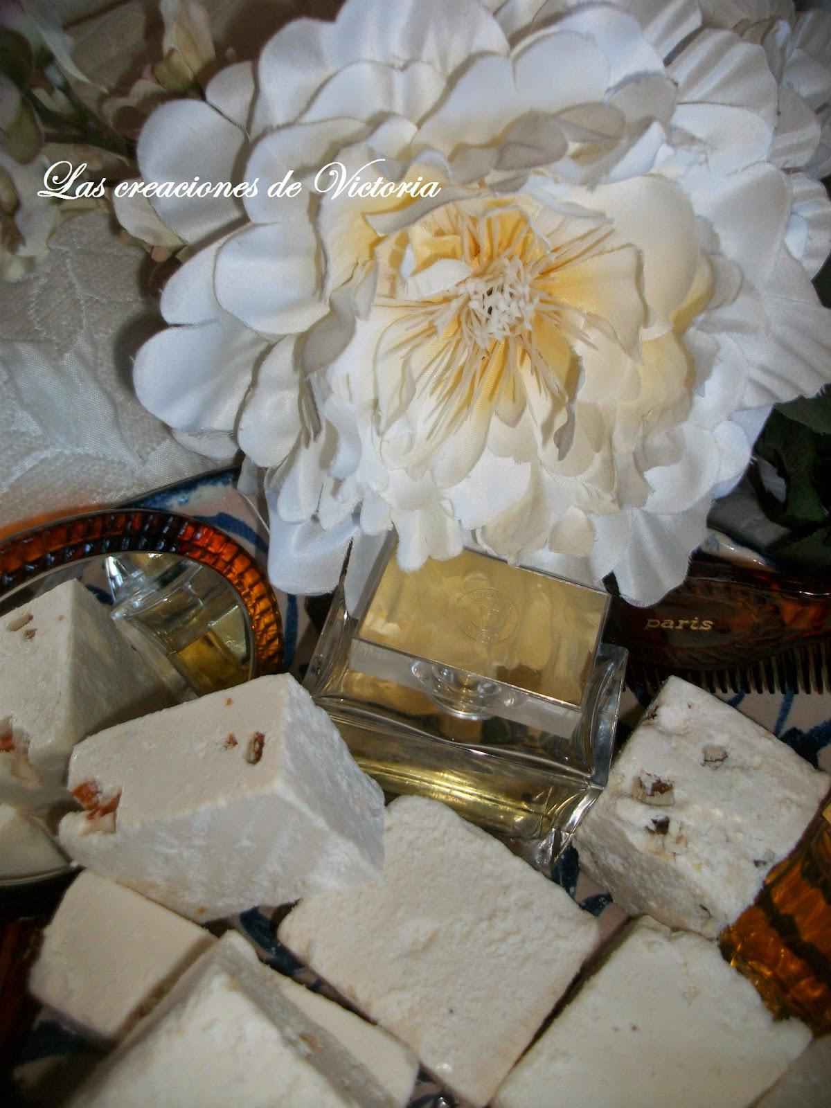 Las creaciones de Victoria.Reutilizar.Reciclar.Jabón casero con aceite usado.Jabón de la abuela.