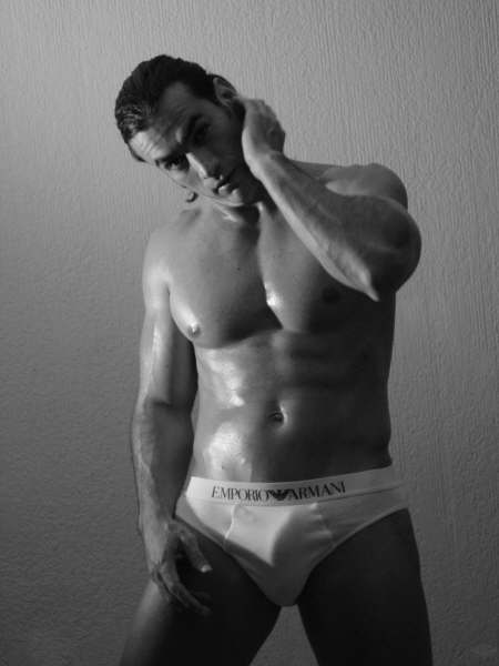 Provocative David Zepeda