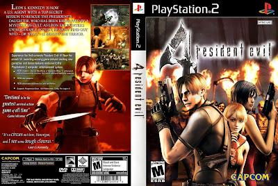 Tips Mudah Bermain Resident Evil 4 PS2