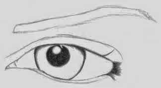 Karakalemorg Göz çizim Teknikleri