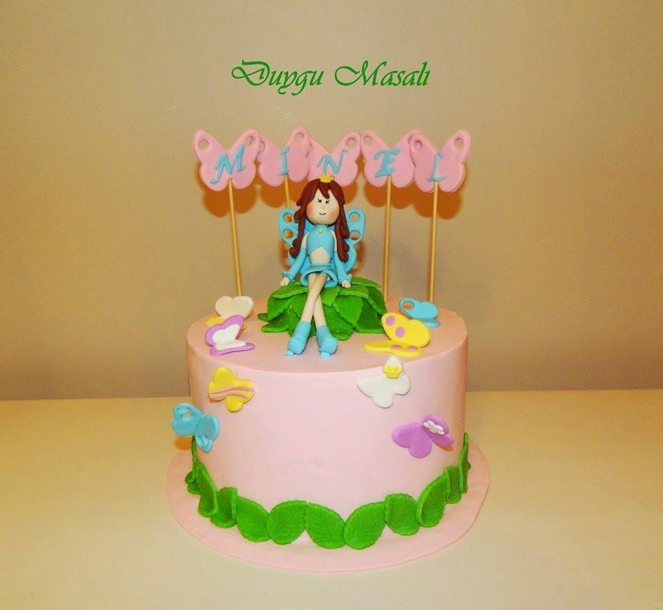 kız çocuk butik pasta