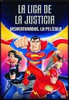La Liga de la justicia Temporada 1