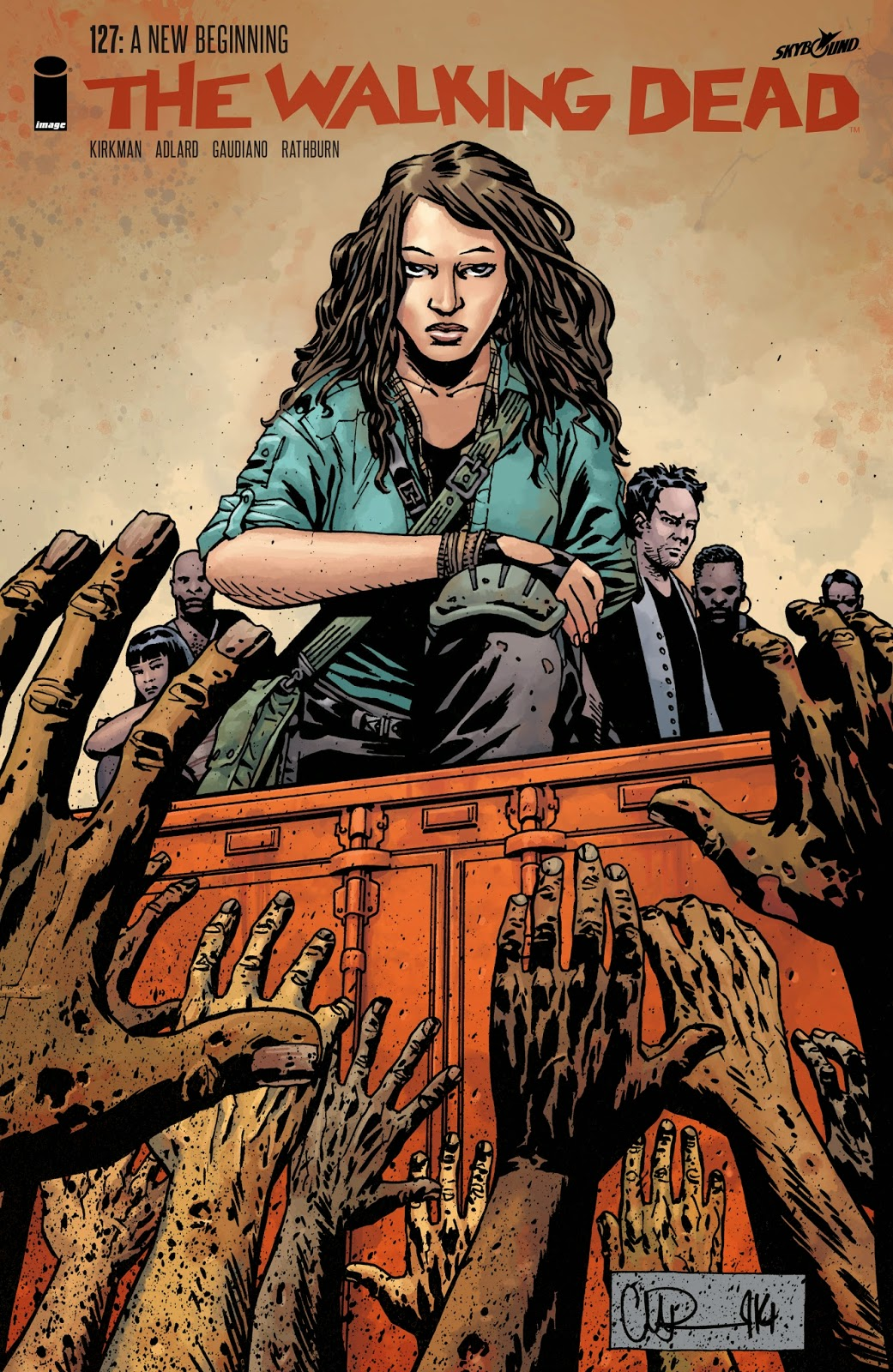 "The Walking Dead By Robert Kirkman ""Volume 22"""