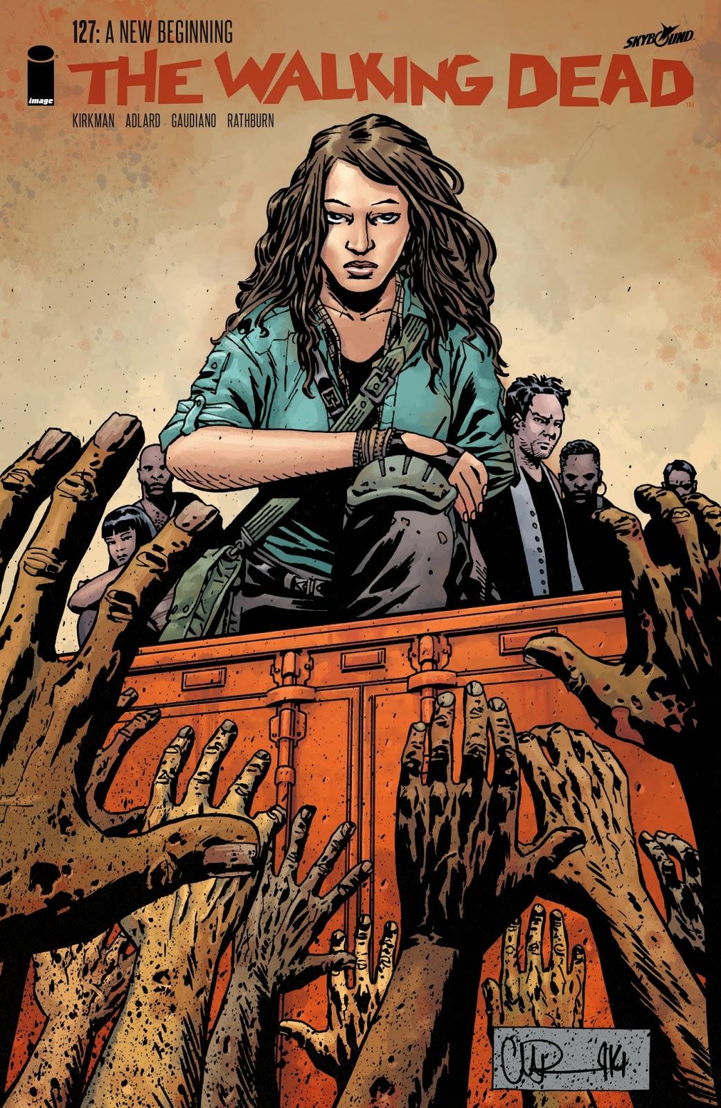 """The Walking Dead By Robert Kirkman """"Volume 22"""""""