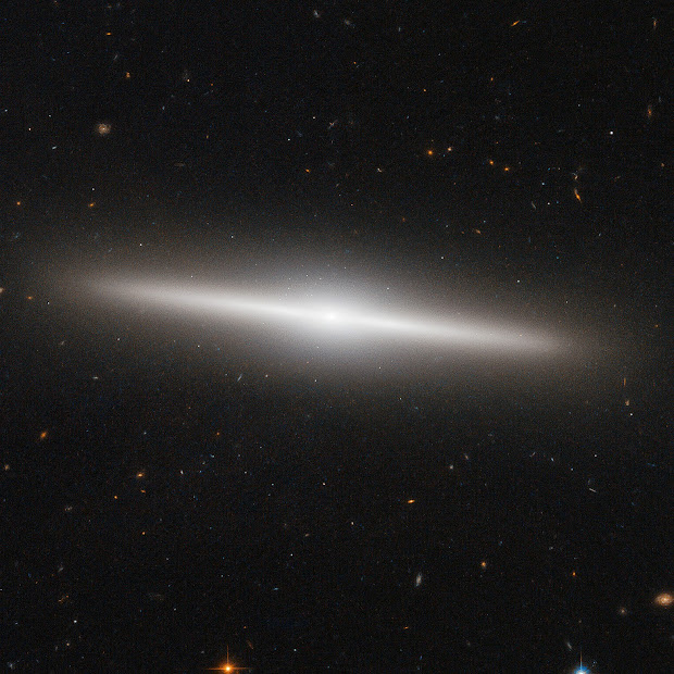 Edge-On Lenticular Galaxy IC 335