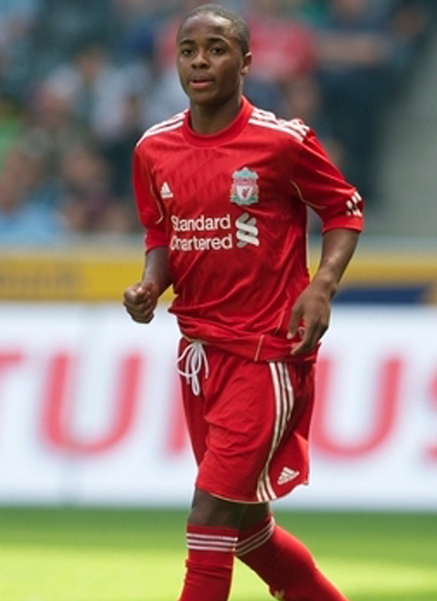 liverpool fc sterling - photo #18