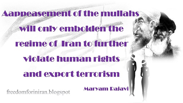 Maryam Rajavi welcomed the adoption of 62nd #UN resolution censuring #humanrights abuses in #Iran
