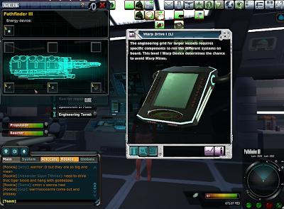 Entropia Universe - Devices On Privateer