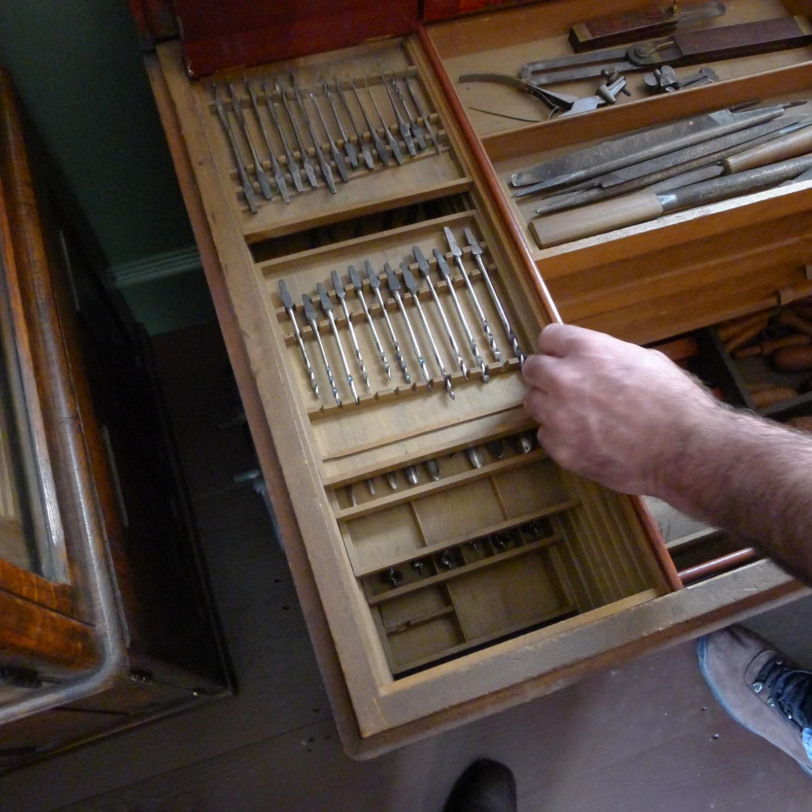 Rundell & Rundell: Joseph Goostray's Pattern Makers Chest