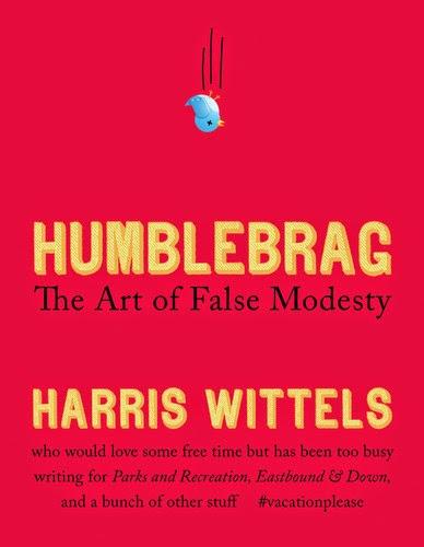 Humblebrag Book