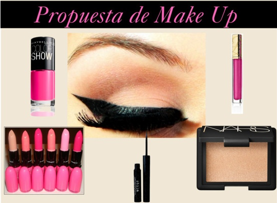 Make Up Fucsia