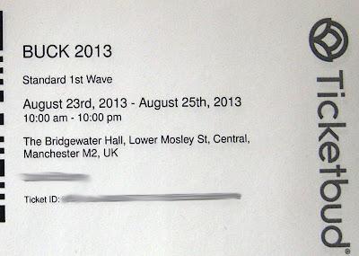 BUCK ticket