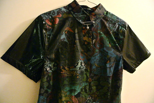 Stolen Girlfriends Club Camo Snakes Shirt