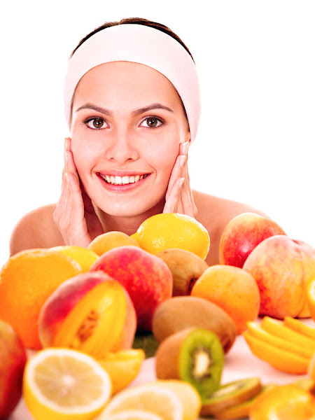 Benefits of Fruits on Skin Care