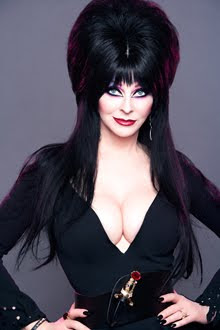 Elvira interview at Dread Central