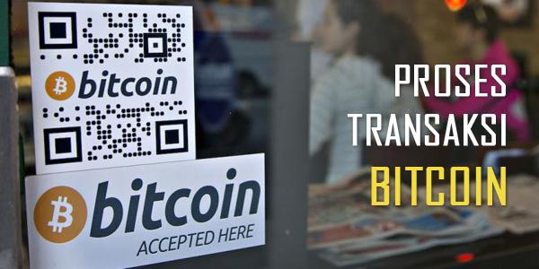 Beginilah Cara Kerja Transaksi Bitcoin dalam Blockchain