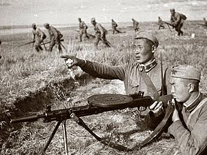 Battle of Khalkhin Gol 1939