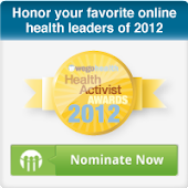 Nominate someone for a WEGO Health Activist Award!