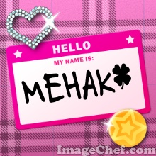 She Was Too Lazy And Hated To Wake Up Early In The Morning But Always Tried Do Something Best Its ME MEHAK Coming Soon