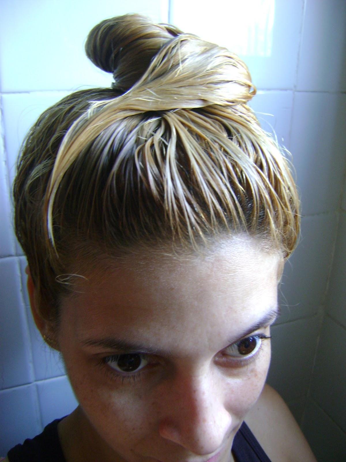 A instrução a ampolas de Vichy de uma perda do cabelo