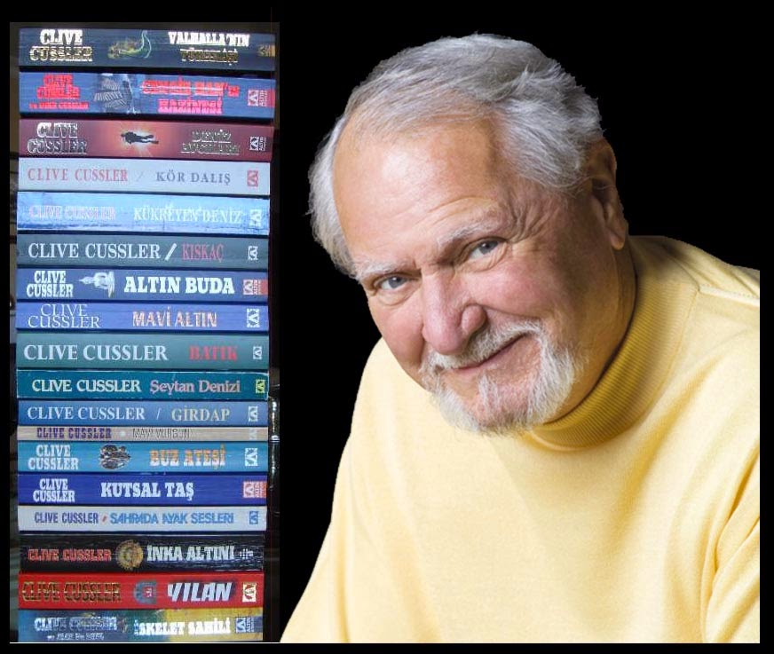 a biography of clive cussler Clive cussler is acclaimed worldwide as the grandmaster of adventure, and his series of novels starring his action hero dirk pitt ® now have over 70,000,000 copies in print whether it's deep-sea diving, climbing mountains, or driving classic automobiles, adventure is at the heart of cussler's life.