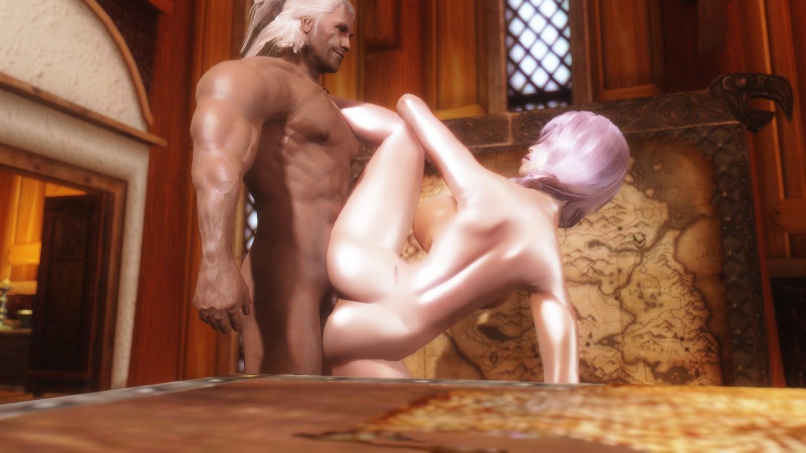 Animated skyrim porn free erotic videos