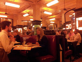 Balthazar London interior