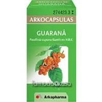 Arkocapsulas de Guarana - la chispa de la vida