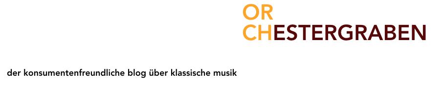Orchestergraben