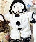 http://crochet.theshoppe.com/stuffedclown.html